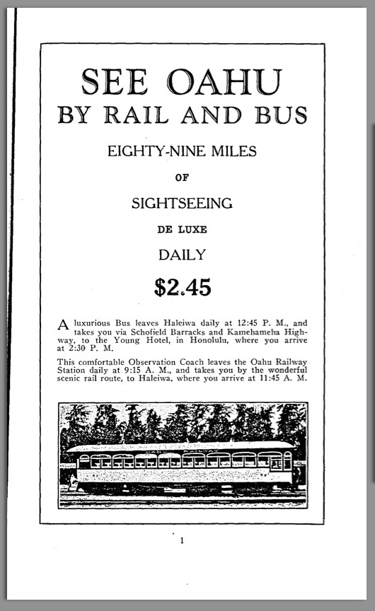 Advertisement from Thrums' Annual, 1935