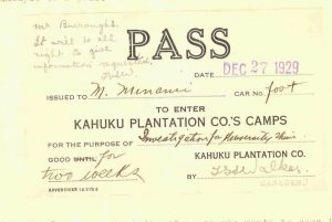 Kahuku Plantation Pass