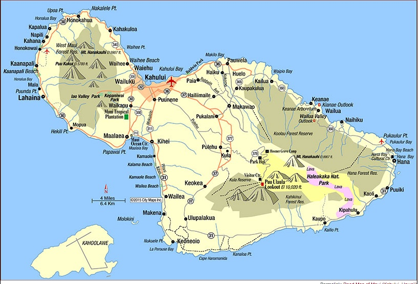 map-of-maui